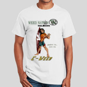 C-Weed - Ultra Cotton 100% Cotton T Shirt