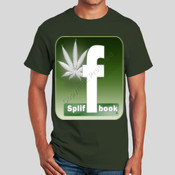 Spliffbook T - Ultra Cotton 100% Cotton T Shirt