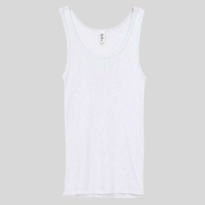 Babby's Fatty - Bella Women's 2x1 Rib Tank